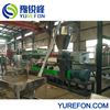 PP PE Rigid Flakes/Scraps/Chips Plastic Pelletizing Recycling Machine