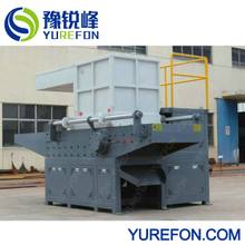 Recycle Plastic Single Shaft Shredder Machine